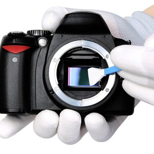 Câmera Photo CCD / CMOS Limpeza Swab Suit VSGO Sensor Cleaning Kit DDR-16 para APS-C DSLR Sensor
