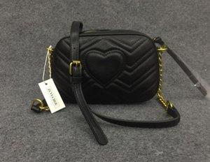 2019 neueste Art Die beliebtesten Handtaschenfrauen-feminina kleine Tasche Brieftasche 21CM