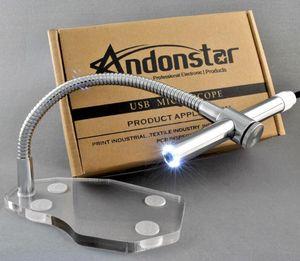 Freeshipping 2MP microscópio digital USB Microscope Camera endoscópio Lupa Lupa Webcam
