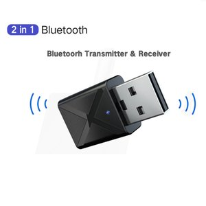 ortable Audio Video Wireless Adapter 2 in1 Bluetooth 5.0 Áudio Receiver Transmitter Wireless Adapter Mini 3,5 milímetros AUX Stereo Bluetoot ...