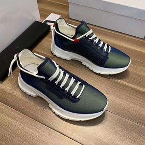 Бесплатная доставка 20SS Hot Sale New Paris Mens Designer Specter тапок мода Тренер Дизайнерская обувь Повседневная обувь для мужчин mjk01