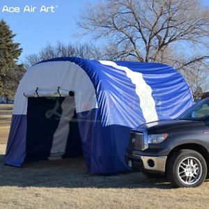 miglior bianco free standing arco gonfiabile tenda gonfiabile galleria tenda, tendone TUNNEL per la fase, evento con coperchi pieghevoli