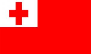 150 cm * 90 cm Tonga Bandeira Nacional País Banner 3 * 5FT Poliéster Personalizado Pendurado Casa Decorativa