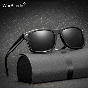 Warblade Vintage Polarized Sunglasses Men Classic Square Sun Glasses Sport Fishing Driving Goggles Glasses Eyewear Oculos De Sol sZyCJ