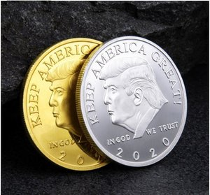 New Trump Speech Commemorative Coin America President Trump 2020 Collection Coins Crafts Trump Keep America Great Coins A458