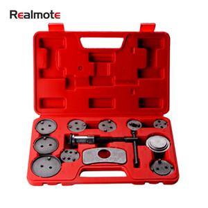 Mantenimiento Especial fghgf 12 piezas de llave de reemplazo de disco bomba de retorno de pastillas de freno Desmontaje de montaje y reparación de herramientas automático