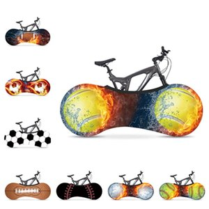 rotella di baseball biciclette copertura antipolvere Calcio copertura della bici elastico antipolvere di caso per la bici del motociclo di pioggia Prevenzione Bike Tools T2I5703
