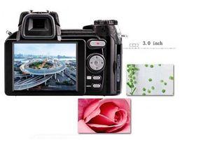 PROTAX цифровой D7300 поло камер 33MP профессиональных зеркальных камер 24х оптическим зумом телеобъективов 8х широкоугольный объектив