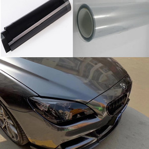 2020 Tpu Car Headlight Fog Lamp Protect Film Wrap Overlays Sheet For ALL Car supplies exterior automoviles y accesorios