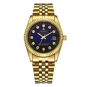 Business Affairs Luxurious Steel Bring Quartz Wrist Watch Reloj de pulsera para hombre Reloj de pulsera para estudiante