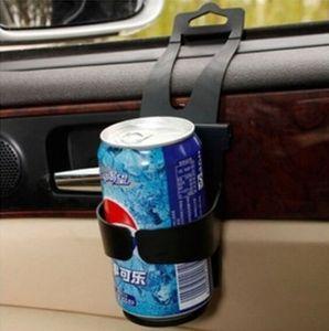 Camion voiture en plastique noir boisson Bouteille d'eau Coupe Can Holder Porte support pour fixation