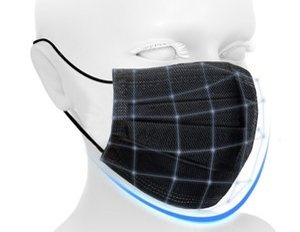 P408 CBJD Seti Anti Toz Ağız Tasarımcı Yüz disgner Maske 3 Sac Katmanlar Yüz Koruyucu er Ücretsiz Kayak Maskesi Nakliye