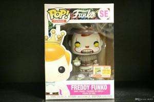 США Funko Поп Винил Рисунок Freddy Funko Pennywise SDCC 2018 LE4000