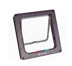 Pet products high quality pet door can control the direction of entry cat Dog door