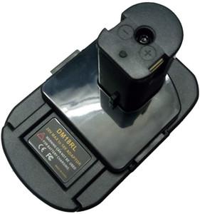RYBOI 18V P108 ABP1801 adaptador de herramientas de alimentación compatible con De Walt DCB200 18 / 20V máxima de la batería y la batería de Milwaukee M18