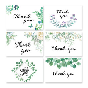 Thank You Cards floral thank you notes with envelopes for Wedding Baby Shower Bridal Shower Anniversary