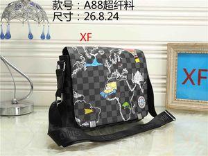 Известные бренды мужская сумка портфель повседневный бизнес Мужские сумки посыльного дизайнеры старинные Мужские сумки через плечо сумки на ремне 03