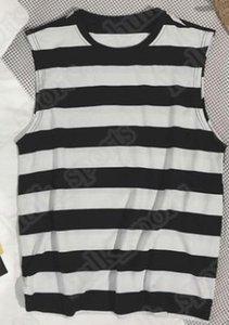 63Summer maniche sportivi e gilet di fitness uomini sciolti T del cotone della camicia in esecuzione gilet tendenza abbigliamento sotto outsidse abbigliamento comodo 50