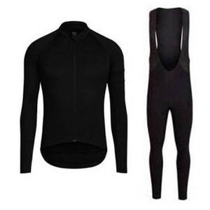 RAPHA команда Велоспорт с длинными рукавами Джерси брюки-нагрудники мужские быстрые сухие ропа Ciclismo MTB одежда гоночная одежда U41814