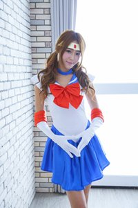 Japanese COS anime costume Sailor Moon COS game uniform Sailor Moon cosplay women's ball gown