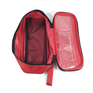 New Arrival outdoor Car Travel Emergency Bag Camping Hiking Household Medicine first aid bag