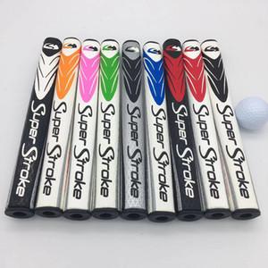 2020 Golf Putter Kavrama Atletik Süper STR Yüksek Kalite MID Slim 2.0 3.0 5.0 OEM Eğitim Yardım Kulübü Sapları Ücretsiz Kargo (Karışık Renk)