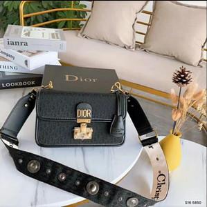 2020 Qualität UPGRAD 5 Ein freies Verschiffen hochwertige Frauen des echten Leders Handtasche Pochette Metis Schultertaschen Umhängetaschen Geldbeutel-Tag 036