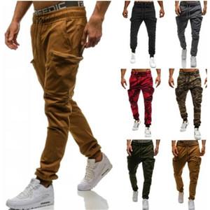 Мульти карманных Мужчин молния штаны Открытого Камуфляж Альпинизм Брюки Military дышащий легкие мужские брюки карандаша