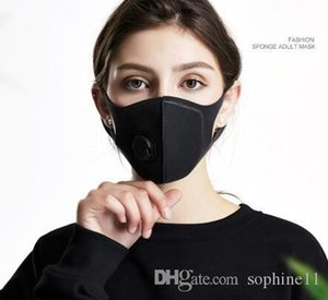 Face Mask Dust Mask Anti Pollution Masks PM2.5 Activated Carbon Filter Insert Can Be Washed Reusable Mouth Masks warm