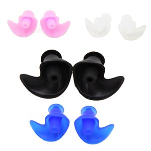 Earplugs waterproof Soft Ear Plugs anti-noise Dust-Proof Diving Water Sports Swimming Accessories
