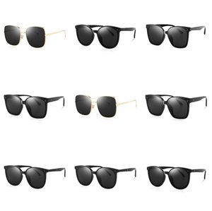 The New 2035 Mens Fashion Polarized Sunglasses Large Frame Aviator Sunglasses Toad Glasses Factory Outlets#975