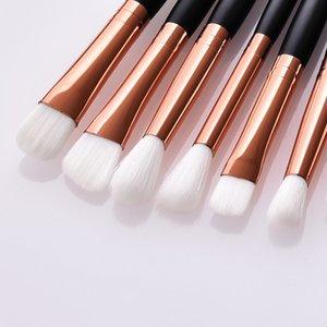 12 pcs makeup brushes makeup tools black eyeshadow brushes Make up Brushes Tools Set