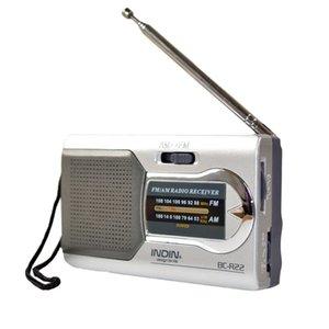 소비자 전자 제품 배터리 노인 휴대용 AM / FM 망원 안테나 라디오 포켓 스테레오 리시버 AM FM 라디오 Ourtdoor 강화
