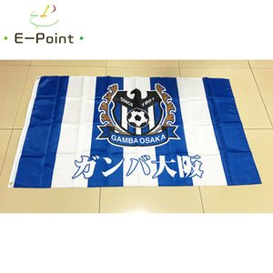 Japan Gamba Osaka 3ft*5ft (90*150cm) Size Christmas Decorations for Home Flag Banner Gifts