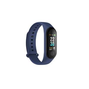 """0.96"""" HD Color Screen Waterproof Bluetooth Smart Bracelet Heart Rate Monitor Sport Wrist Watch Fitness Tracker"""