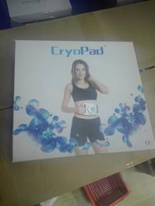 cryolipolysis الدهون آلة تجميد جهاز تبريد المعدات يبو CryoPad الجسم المشكل التخسيس فعالة الاستخدام المنزلي 2019