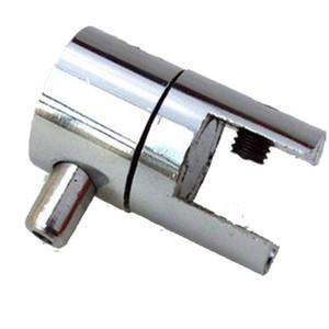 (Упаковка / 10 единиц) Подвесные световые комплекты Кабельный захват, подвесной кабель, боковой зажим верхнего края для подвесных систем отображения (односторонний)