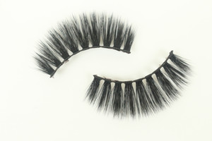 10 Style 3D Eyelashes Handmade Mink False Lashes Soft Natural High Quality 3d lashes Free DHL
