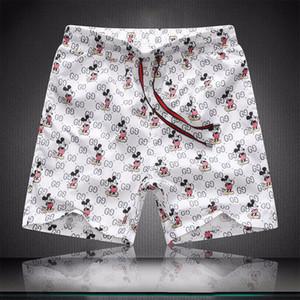 30qSummer pantalones de playa de lujo para hombre del diseñador del traje de baño de la playa de surf Pantalones cortos caliente pantalones de playa nylon hombre Swim Junta Rápida Pantalones cortos Pantalones cortos de secado