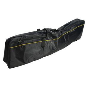 USA Ship Portable Electric Piano 88-key Keyboard Case Gig Bag Fashionable Upscale 88-key Electronic Keyboard Bag Black