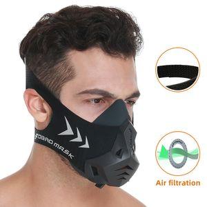 FDBRO Egzersiz Hava Filtresi Pamuk Toz Geçirmez Bisiklet Spor Yüksek İrtifa Koruyucu Pro Maske Sport Running Nefes Maske