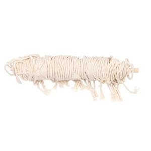 Crafts Suspensos Mão Knitting Tassel Tapestry Cotton Rope decoração da parede para quarto sala de estar