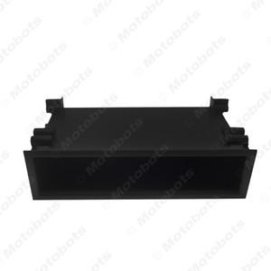 Stereo 1DIN autoradio Refitting cruscotto Installazione Montaggio Trim Fascia Storage Box Spacer per Toyota # 1531