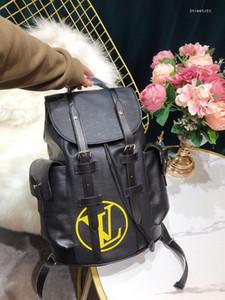 2020Backpack المرأة المصممين Luxurys حقائب المحافظ حقيبة جلدية الكتف حقيبة كبيرة على ظهره