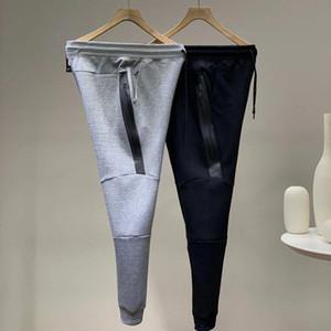 2019 нового Mens Designer Tech руно Спорт Брюки Брюки Hip Hip Streetwear Мужского Спорт Brand Space Хлопок Бег брюки