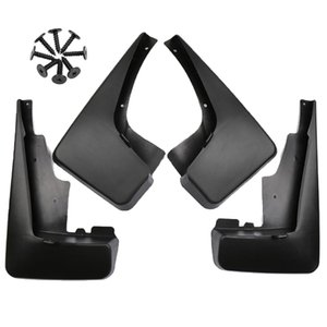 Mud 4 Pieces Car Flaps respingo guarda-lamas Mudflaps Para Jeep Liberty 2015-2018