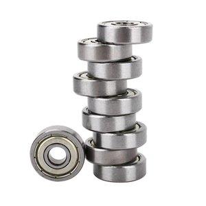 Peças da impressora 625ZZ 3D 10pcs / Set 5x16x5mm Miniature Bearing esferas profundos do sulco para Printer Acessório Acessórios