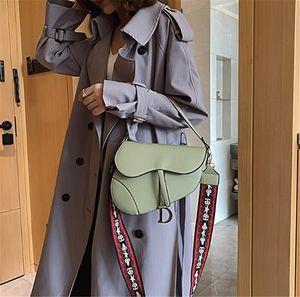 Bolso de lujo del diseñador de las mujeres Bolso de hombro de la alta calidad Silla de montar Cuerpo cruzado PH-CFY2003175*/