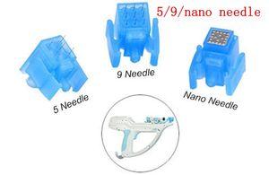 09/05 / nano Mesoterapia Needle Meso Gun Needle rugas remoção Skin Care Meso Injector Use For Bella Vital Máquina CE