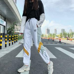 Designer Calça de mulheres Ternos Calças Mulher Outono Marca Capris Imprimir Suits Tracksuits Jogger Calças Conjuntos desportivos Suit